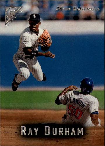 Photo of 1996 Topps Gallery #96 Ray Durham