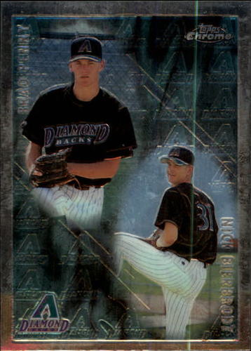 Photo of 1998 Topps Chrome #499 B.Penny/N.Bierbrodt