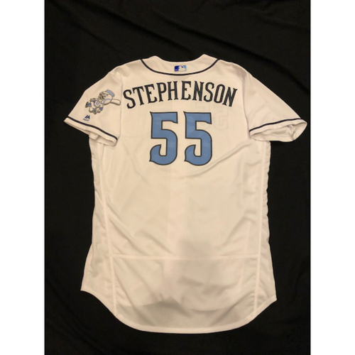 Robert Stephenson - Team-Issued Father's Day Jersey - 2017 Season