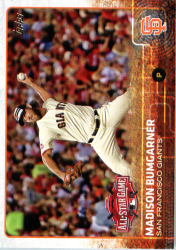 Photo of 2015 Topps Update #US42 Madison Bumgarner