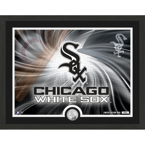 "Photo of Chicago White Sox Pride 16""x 20"" Silver Coin Photo Mint"