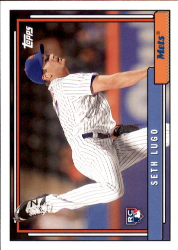 Photo of 2017 Topps Archives #267 Seth Lugo Rookie Card