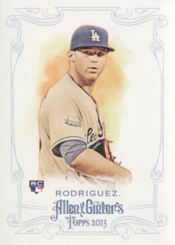 Photo of 2013 Topps Allen and Ginter #92 Paco Rodriguez RC