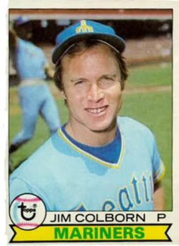 Photo of 1979 Topps #276 Jim Colborn