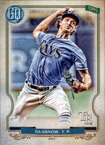 Photo of 2020 Topps Gypsy Queen #189 Tyler Glasnow
