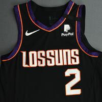 Elie Okobo - Phoenix Suns - Game-Worn City Edition Jersey - 2019-20 NBA Season