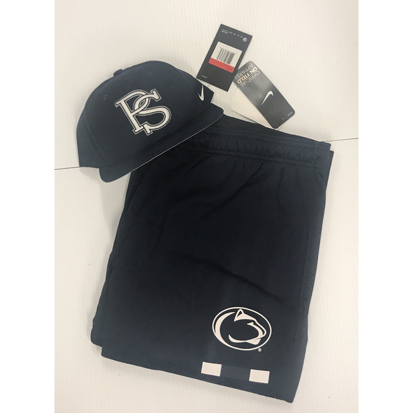 Photo of Penn State Baseball Package 5- Sweatpants and Hat Combo