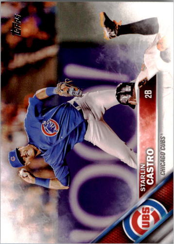Photo of 2016 Topps #212 Starlin Castro