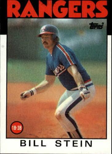 Photo of 1986 Topps #371 Bill Stein