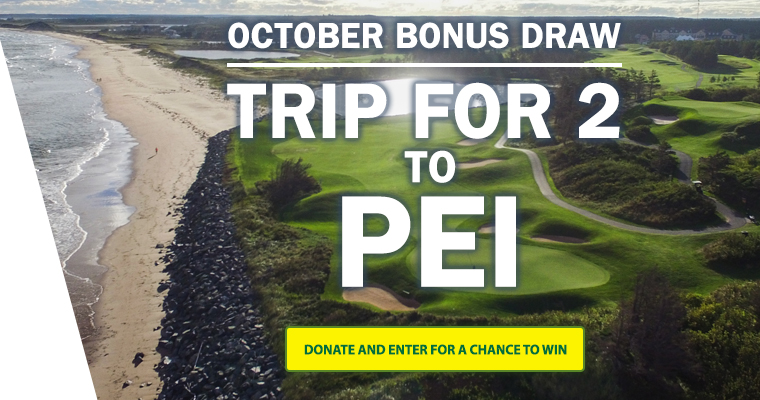 Enter for a chance to win in our September Bonus Draw