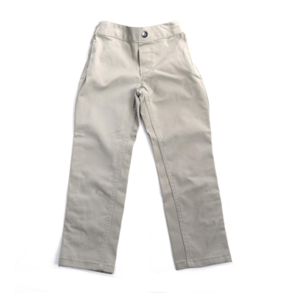 Photo of Toddler Boys' Adaptive Uniform Chino Pants - Cat & Jack