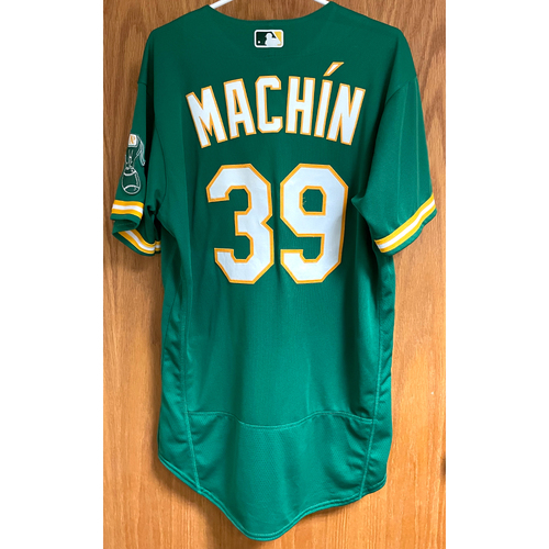 Photo of Vimael Machin Game-Used 2020 Jersey