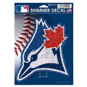 Toronto Blue Jays Shimmer Decal by WinCraft