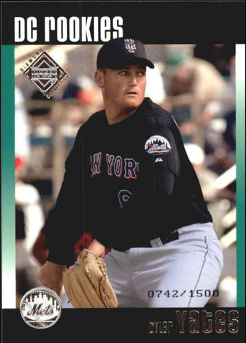 Photo of 2002 Upper Deck Diamond Connection #156 Tyler Yates DC RC