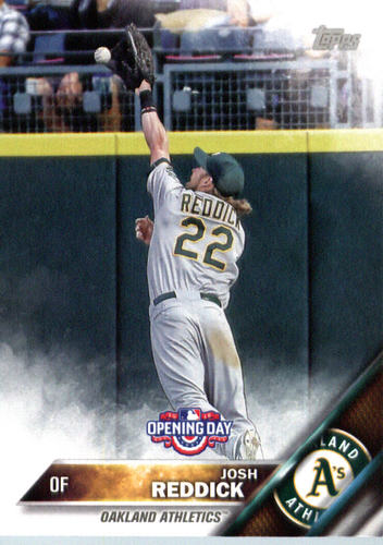 Photo of 2016 Topps Opening Day #OD33 Josh Reddick
