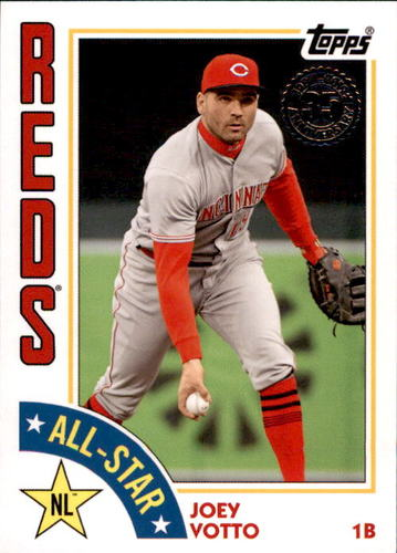 Photo of 2019 Topps '84 Topps All Stars #84ASJV Joey Votto