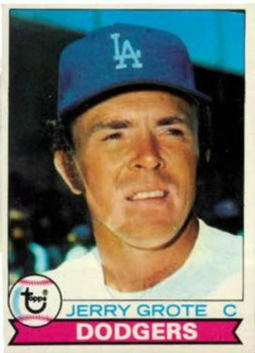 Photo of 1979 Topps #279 Jerry Grote DP
