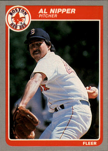 Photo of 1985 Fleer #165 Al Nipper
