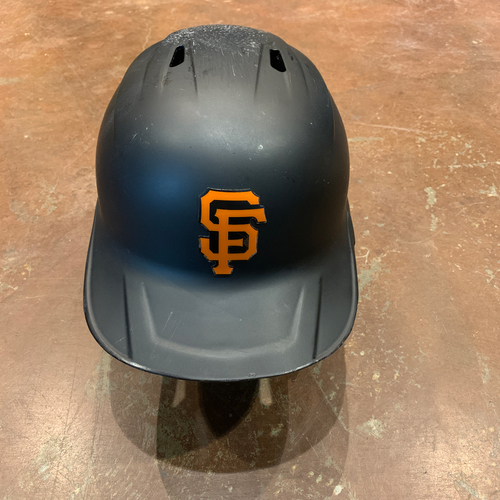 Photo of 2020 Game Used Batting Helmet (Cracked) - #1 Mauricio Dubon - Authenticated 8/14/20 vs OAK - Size 7 3/8