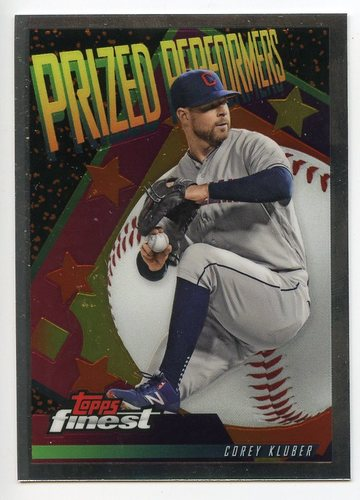 Photo of 2019 Finest Prized Performers #PPCK Corey Kluber