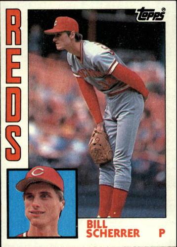 Photo of 1984 Topps #373 Bill Scherrer