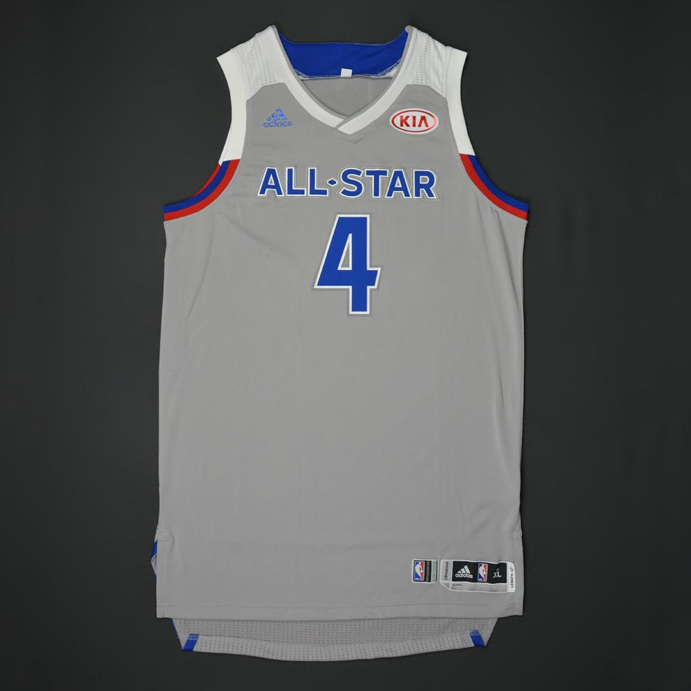 Isaiah Thomas - 2017 NBA All-Star Game - Eastern Conference - Autographed Jersey