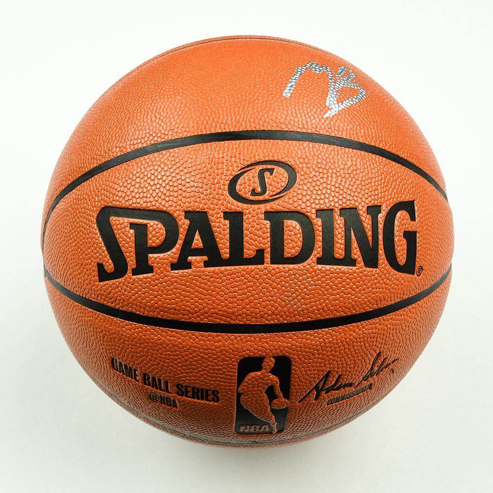 Mikal Bridges - Phoenix Suns - 2018 NBA Draft Class - Autographed Basketball