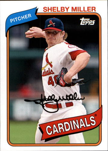 Photo of 2014 Topps Archives #86 Shelby Miller