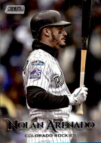 Photo of 2019 Stadium Club #53 Nolan Arenado