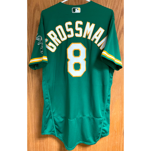 Photo of Robbie Grossman Game-Used 2020 Jersey (HR #2)