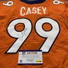 Crucial Catch - Broncos Jurrell Casey Signed Game Issued Jersey Size 48