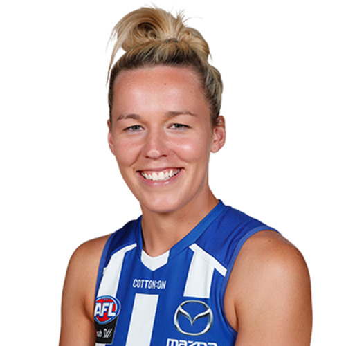 Photo of 2021 AFLW INDIGENOUS GUERNSEY Ð PLAYER ISSUED- SARAH WRIGHT #17