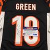 NFL - Bengals A.J Green signed replica jersey - size L
