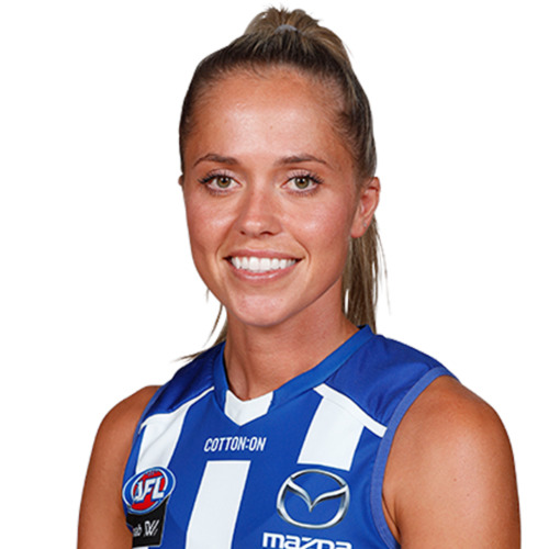 Photo of LOT J - 2021 AFLW HOME GUERNSEY - MATCH WORN BY KAITLYN ASHMORE #10
