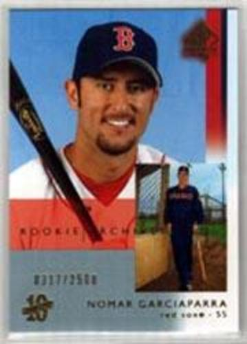 Photo of 2003 SP Authentic #104 Nomar Garciaparra RA