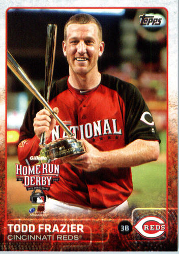 Photo of 2015 Topps Update #US65 Todd Frazier