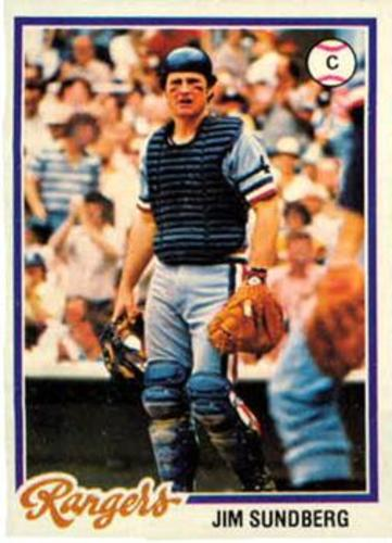 Photo of 1978 Topps #492 Jim Sundberg