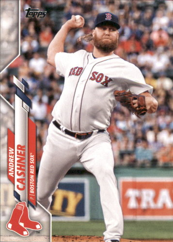 Photo of 2020 Topps #153 Andrew Cashner