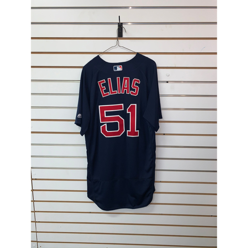 Photo of Roenis Elias Team-Issued Road Alternate Jersey