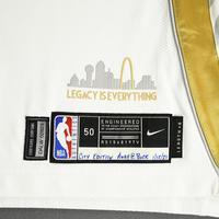 James Johnson - Dallas Mavericks - Game-Worn - City Edition Jersey - 2020-21 NBA Season