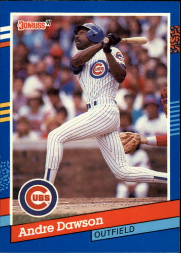 Photo of 1991 Donruss #129 Andre Dawson