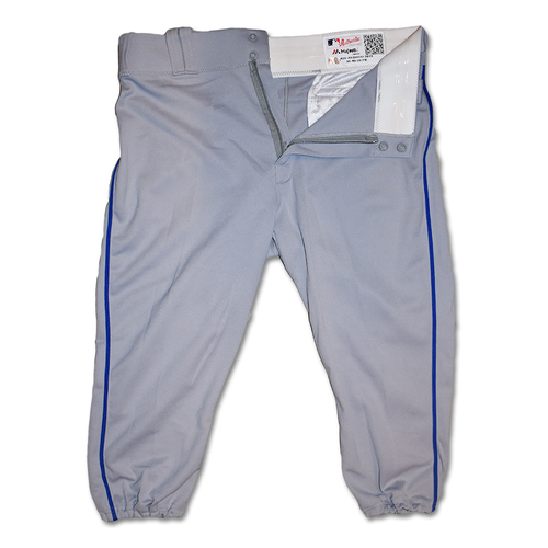Photo of Pete Alonso #20 - Team Issued Road Grey Pants - 2019 Season