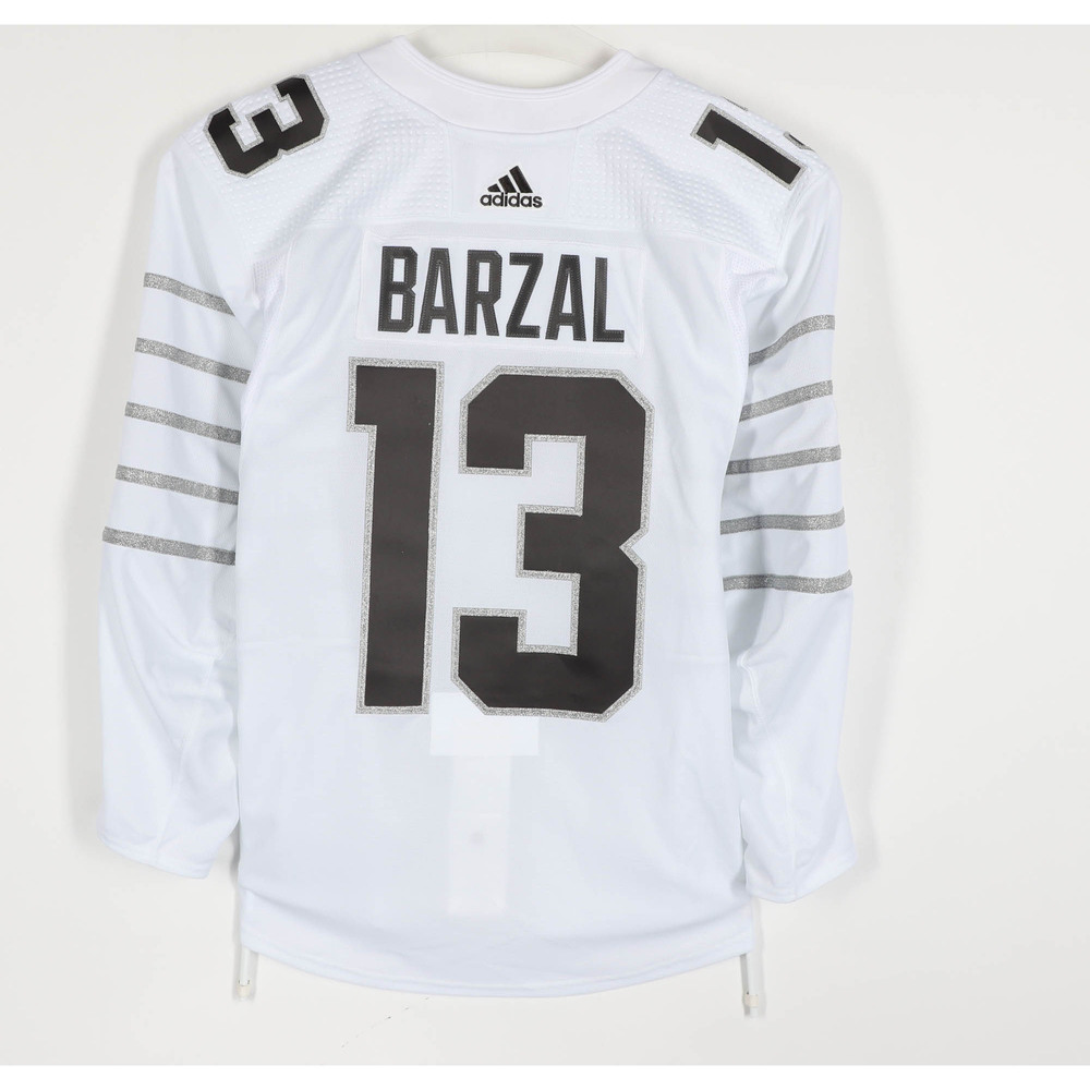 Mathew Barzal New York Islanders Player-Issued 2020 All-Star Game Jersey