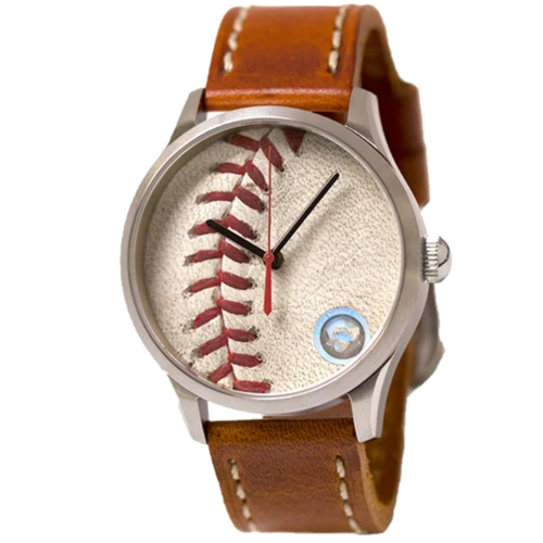 Photo of Game-Used Baseball Watch: Salvador Perez Hit