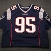 Patriots - Chandler Jones Signed Jersey Size 58
