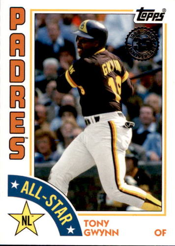 Photo of 2019 Topps '84 Topps All Stars #84ASTG Tony Gwynn