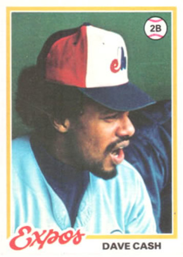 Photo of 1978 Topps #495 Dave Cash