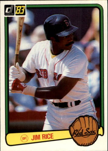Photo of 1983 Donruss #208 Jim Rice