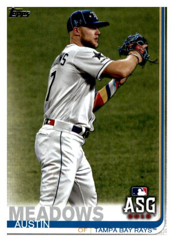 Photo of 2019 Topps Update #US136 Austin Meadows AS