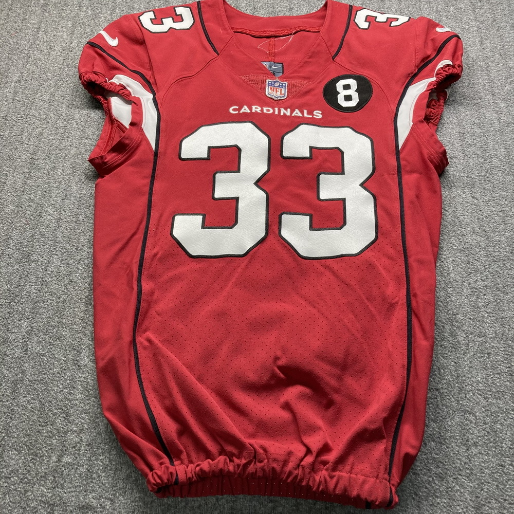 Crucial Catch - Cardinals Byron Murphy Jr. Game Used Jersey Size 38